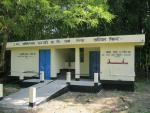 Boys Toilet at Lakhimpur